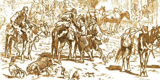 Dogodilo se juna 1560. VLASI SE POBUNILI ZBOG HARAČA!