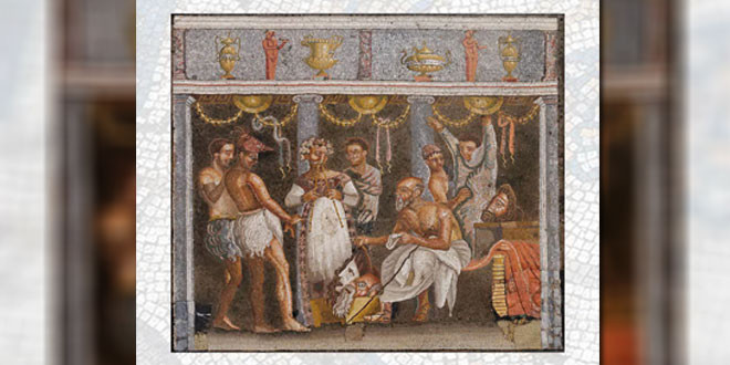 Rimska noć na Felix Romulijani