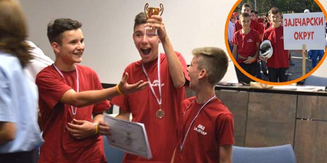 Ekipa učenika iz Salaša predstavlja Srbiju na Međunarodnoj vatrogasnoj olimpijadi u Austriji!