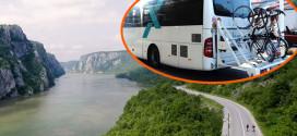 Prvi autobus za bicikliste u Srbiji na liniji Beograd-Kladovo