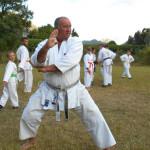 Ispit za karate zvanja u nedelju, 20. avgusta na Feliks Romulijani
