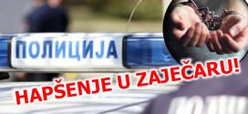 HAPŠENJA U ZAJEČARU: Policija u automobilu, na ulazu u Zaječar, pronašla marihuanu