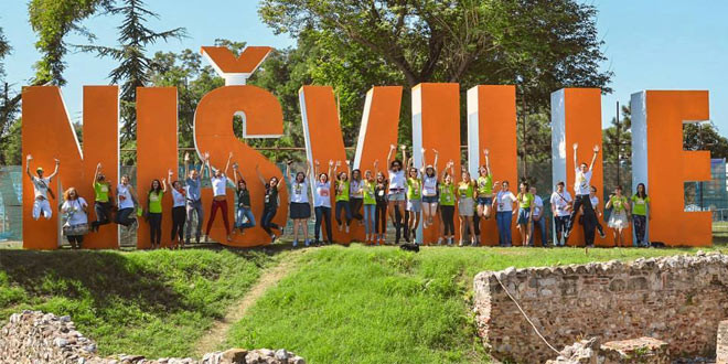 NIŠVILLE 2017.: Konkurs za 300 volontera – do 7. Jula