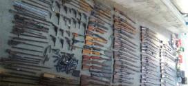 Zaplena oružja u Zaječaru: 56 pušaka, 28 pištolja, 5 ručnih bombi, 58 …