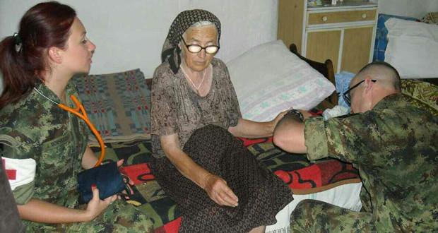 """Akcija """"Selu u pohode"""" u četvrtak, 26. oktobra u Šipikovu -Obilazak staračkih domaćinstava, kontrola zdravlja…"""