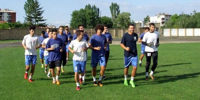 Prva trening utakmica Timoka -BUGARI U SREDU U ZAJEČARU