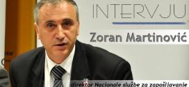 """""""MAGNUM INTERVJU"""" Direktor NSZ Zoran Martinović: Mora sistem obrazovanja da prepozna ono što tržište rada traži!"""