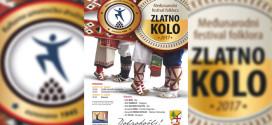 """Međunarodni festival folklora """"Zlatno kolo"""" u Boru"""