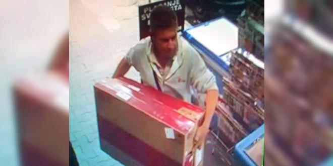 Zaječar: Policija traži osumnjičenog za krađu u kurirskoj službi