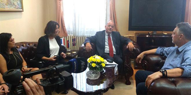 Ambasador Holandije posetio Zaječar -Grad ima potencijala za nove investicije