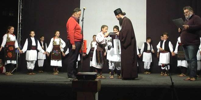 Episkop timočki Ilarion i gradonačelnik Zaječara Boško Ničić ZAJEČARCIMA ČESTITALI SLAVU