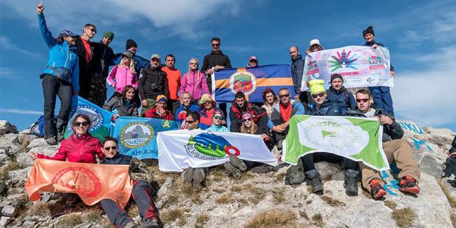 Zaječarski planinari osvojili vrh Korab u Makedoniji