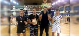 Zaječarski kik bokseri postigli izvanredne rezultate -Osvojene tri ZLATNE MEDALJE i jedna bronzana