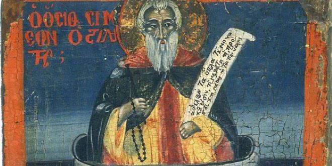 Danas je Simeon Stolpnik -Po Julijanskom kalendaru danas je 1.septembar, početak NOVE GODINE