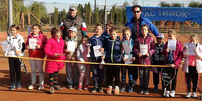 """Teniskim turnirom """"OP ZAJEČARA AS TIMOK"""" završena letnja teniska sezona -Zaječarski teniseri potvrdili dominaciju"""