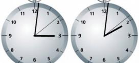 POMERAMO KAZALJKE -Za vikend počinje zimsko računanje vremena