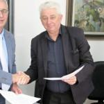 Potpisan ugovor između Fakulteta za menadžment Zaječar i pirotske komore