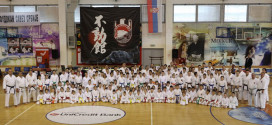Boljevac: Održan Fudokan kup Srbije -Boljevački karatisti osvojili 3 zlatne medalje i jednu bronzanu