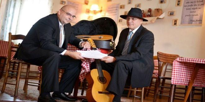 Koncert gitarista Zorana Brankovića i Relje Turudića u Muzičkoj školi u Zaječaru