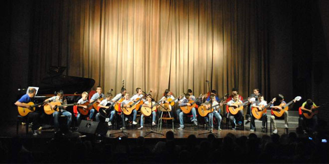 Bor: Koncert polaznika Škole gitare u subotu, 18. novembra