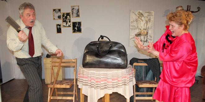 "Na repertoaru zaječarskog teatra komedija Dramskog pozorišta ""Dragomir Asenov""  iz Montane"