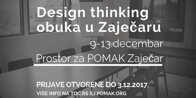"""Timočki omladinski centar raspisao poziv za obuku """"Design thinking"""" -Evo i ko može da se prijavi…"""