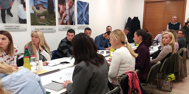 ZAJEČAR: Počela trodnevna obuka za pisanje i implementaciju projekata