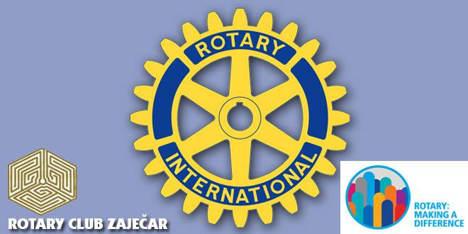 Rotari klub Zaječar obeležava deceniju rada i postojanja