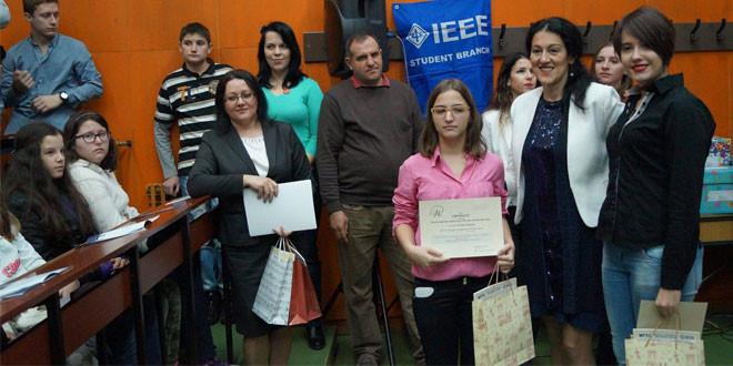 Učenice zaječarske Tehničke škole osvojile specijalne nagrade u Nišu
