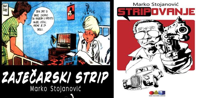 """Promocija monografije """"Zaječarski strip"""" i knjige """"Stripovanje"""" u petak u Zaječaru"""