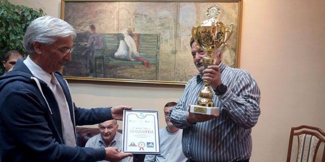 Zaječar dobio priznanje najboljeg domaćina Kros serije RTS-a -NAJAVLJEN ZAVRŠETAK ATLETSKO FUDBALSKOG STADIONA