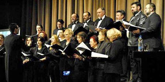 "Koncert hora ""Feniks"" 8. decembra u Boru"