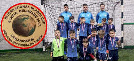"""BRAVO! Mladi fudbaleri """"OFK 019″  doneli srebro u Zaječar"""