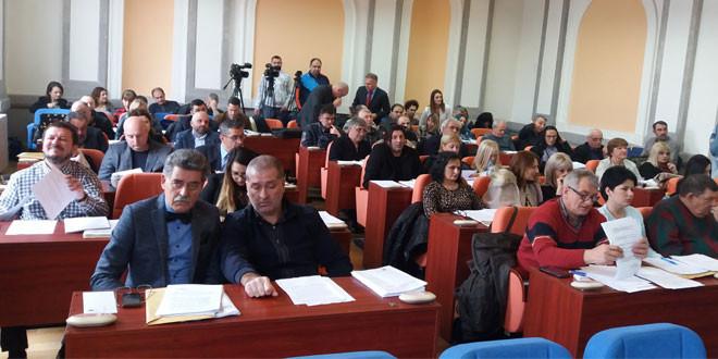 """Juče zasedao gradski parlament -OSNOVANO PREDUZEĆE """"URBANIZAM I IZGRADNJA"""""""