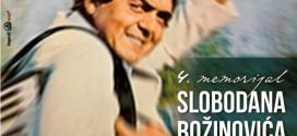 Četvrti Memorijal Slobodana Božinovića 22. decembra u Boru