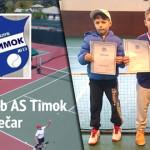 Zaječarski teniseri uspešni i na turniru u Jagodini -Janko Mladenović osvojio prvo mesto