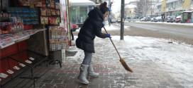 Mrazno jutro u Zaječaru, tokom dana nešto toplije -AMSS: OPREZ ZBOG MRAZA KOJI STVARA POLEDICU