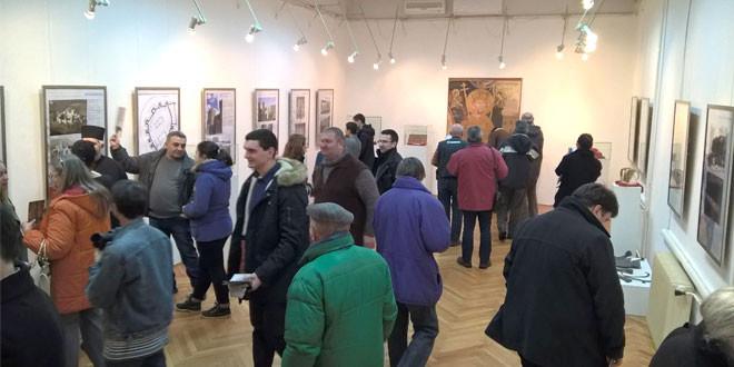 """U Narodnom muzeju otvorena izložba """"Manastir Manasija – šest decenija istraživanja i zaštite"""""""