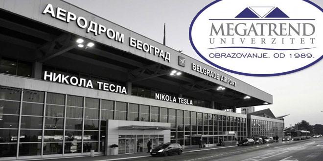 "Potpisan sporazum Megatrend univerziteta sa Aerodromom ""Nikola Tesla"""