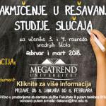 Fakultet za menadžment u Zaječaru organizuje TAKMIČENJE U REŠAVANJU STUDIJE SLUČAJA