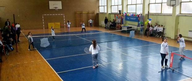 Zaječar: Teniski turnir za dečake i devojčice do 8 godina