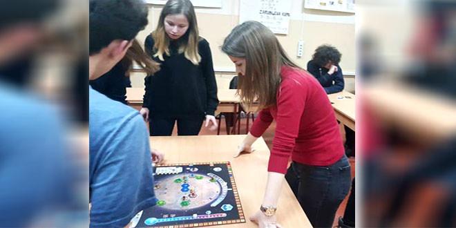 """Zaječar: Gimnazijalci organizovali turnir u društvenoj igri """"Terraforming Marsu"""""""