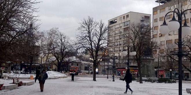 Veći deo Srbije ogrejaće sunce, u Zaječaru oblačno povremeno sa slabim snegom