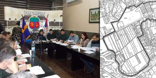 """Zaječar: Novim planom grad oživljava zonu """"Zapad"""""""