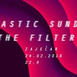 Plastic Sunday i The Filters u Omladinskom centru u Zaječaru