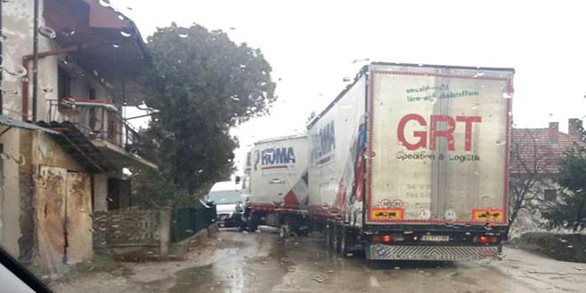 Saobraćajna nesreća u Zvezdanu, nema povređenih