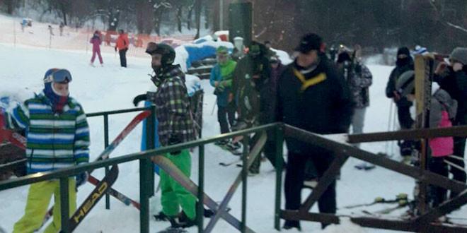 RADOST NA KRALJEVICI ponovo radi skijalište