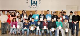 Oko 70 zaječarskih osnovaca uspešno završilo Zimsku školu veb dizajna, CSS-a  i programiranja robota
