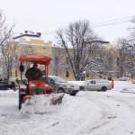 ZAJEČAR: Saobraćaj otežan, SVI PUTNI PRAVCI PROHODNI