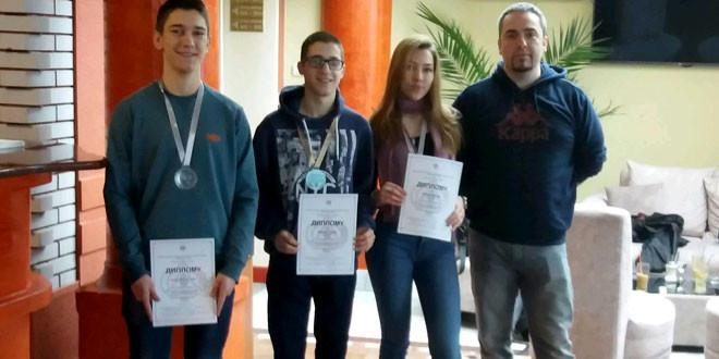 Zaječarski gimnazijalci briljirali na Državnom takmičenju iz fizike
